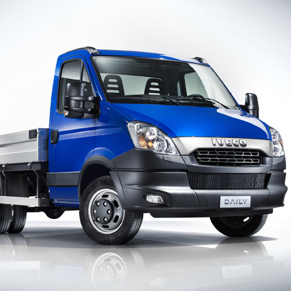 iveco daily cab chassis south coast trucks machinery. Black Bedroom Furniture Sets. Home Design Ideas